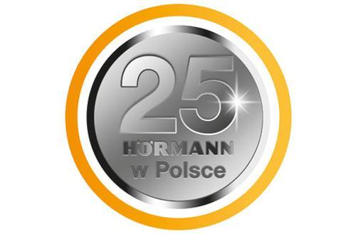 Konkurs jubileuszowy firmy Hörmann